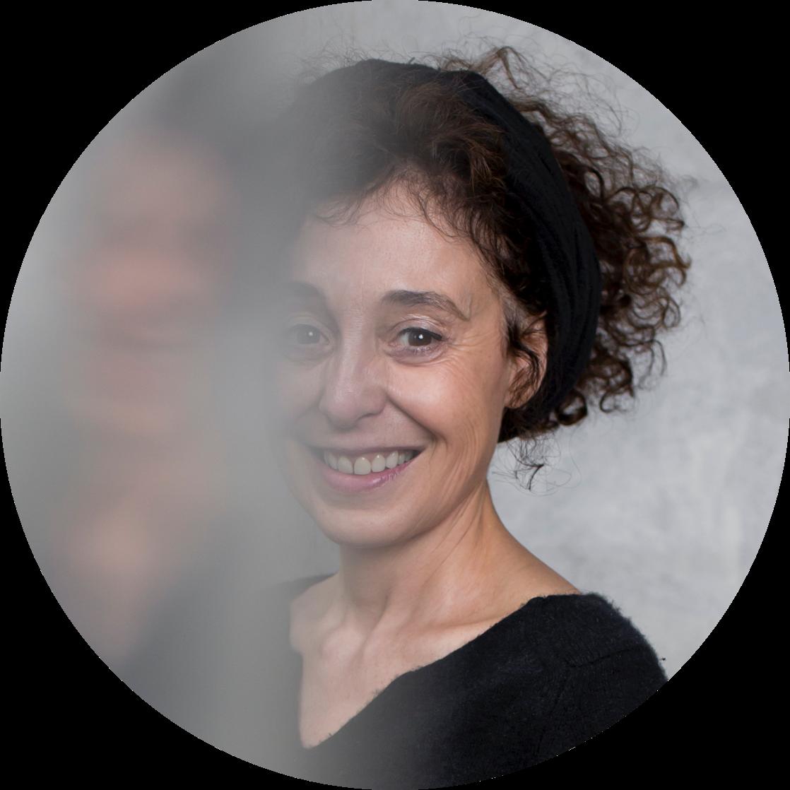 Isabelle Pechoux Portrait